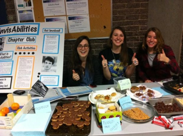 Mcgill bakesale